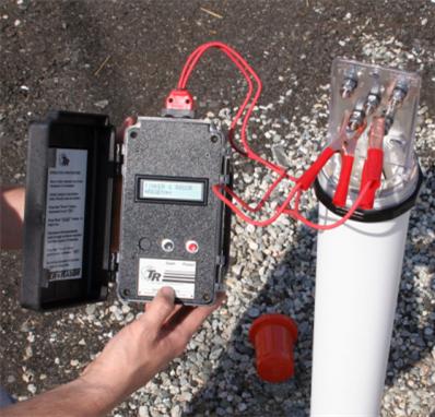 美国T&R公司CE-IT埋地型绝缘法兰测试仪