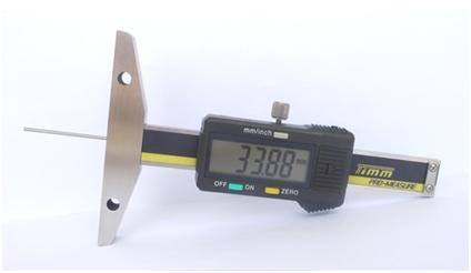 N88腐蚀坑深度测量仪